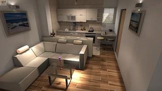Rzetelne projektowanie mieszkalnych wnętrz